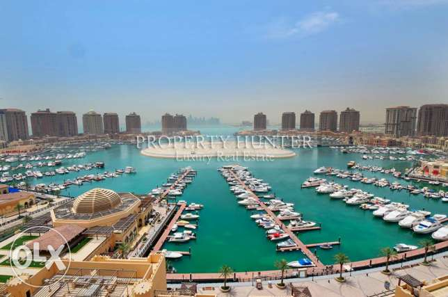 Leading Furnished Studio Flat with Marina views