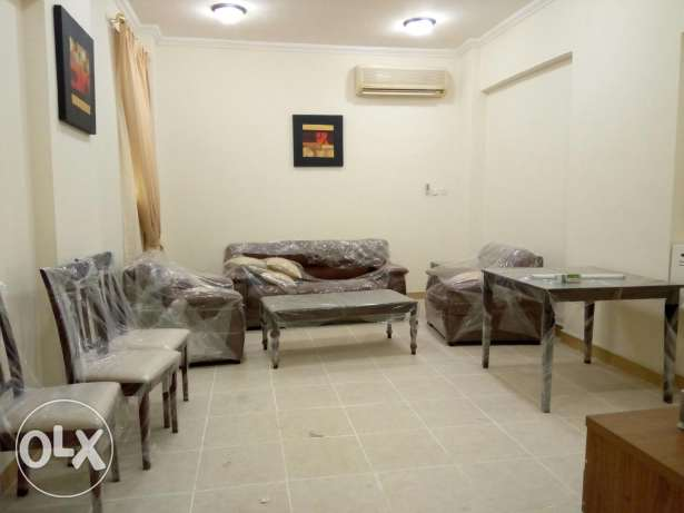 Fully furnished 2 bedrooms flat in Al Muntazah
