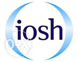 iosh course every friday , 800 qr . enrol to be a safety officer