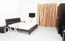 fully furnished studio flat