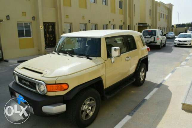 Fj cruiser # well maintained
