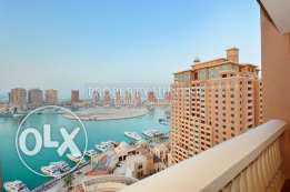 Fully Furnished 2 Bedroom Marina View Apartment