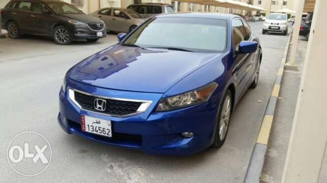 Accord coupe V6