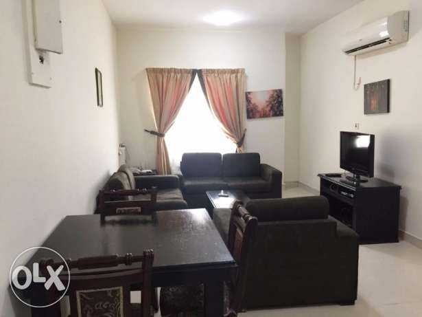 2-Bedroom Fully-Furnished Flat in -{Bin Omran}- فريج بن عمران -  2