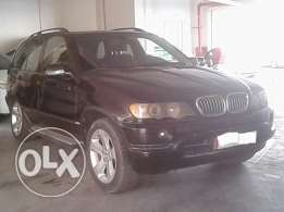 BMW X5 4.4i For Immediate Sale -Expat Leaving Qatar