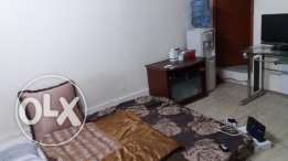 Semi furnished room for rent (QR1500 only)