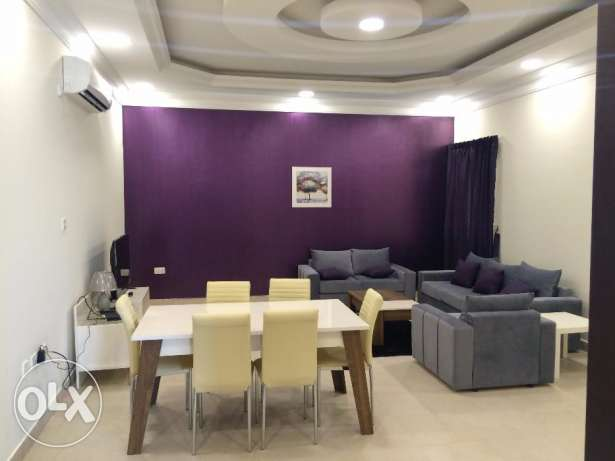 Flat for rent in almamoura 2bedrooms Fully furnished new Inclusive w&e