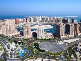 BEST RATE! FREE 1 MONTH, 1BR Apartment in Porto ARabia