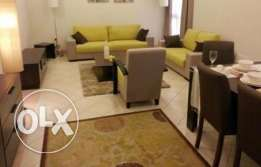 3-bed ff apartment in barwa city