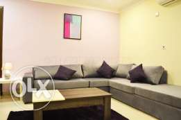 Furnished and Brand New Apartment for Rent