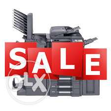 Refurbished Printer with scanner,copier, fax and document server