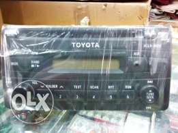 Mp3,usb,aux,radio player for toyota