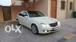 Mercedes E280 Avantgarde sport kit 2009