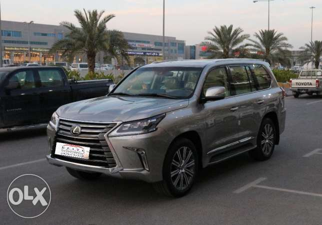 New Lexus - LX 570 Model 2016