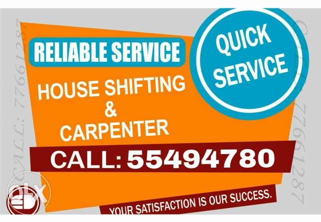 Qatar Moving/Relocation services