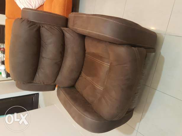 Sofa bed and Lazy chair excellent conditions