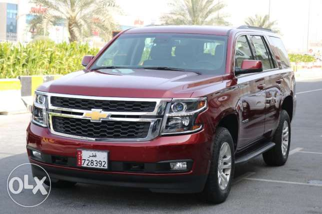 Chevrolet Tahoe Brand New 2016