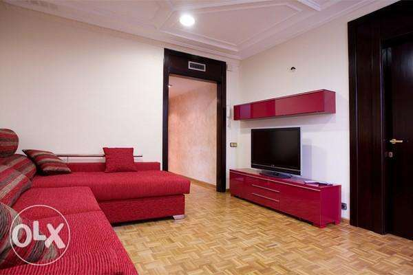 Furnished 1 Bedroom Villa Apartments Near Russian Embassy