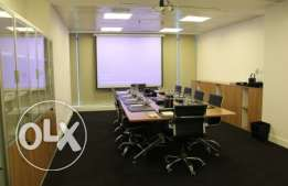 Offices in West Bay for Rent - Al Jazeera Tower