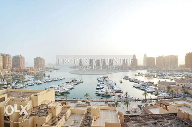 Direct Marina views 2 Bedrooms Prime Home