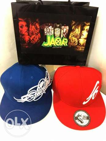 Snapbacks imported from USA (Los Angeles)