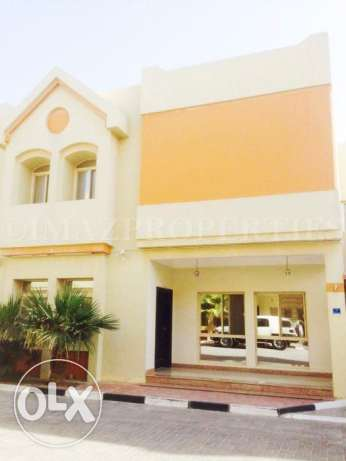 AA//: 4BR Unfurnished Compound - Abu Hamour