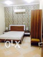Fully-Furnished 3-BHK Apartments in Al Nasr : Near McDonald's