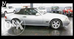 MERCEDES-BENZ SL 320 Hard Top - 1994