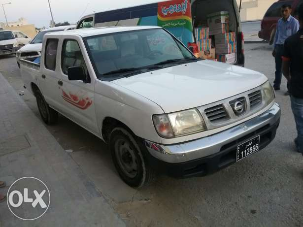 Nissan P/UP 2004 model