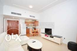 Deluxe 1 Bedroom in Aamal Tower