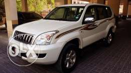 Toyota Prado GX for urgent sale