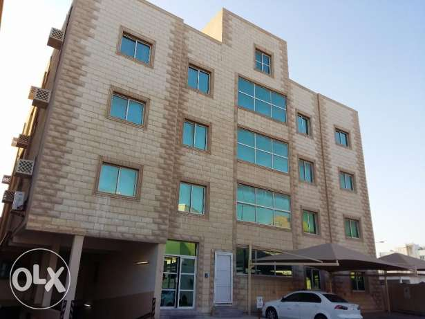 Fully furnished - 2 bedroom apartment in Bin omran near - Al meera