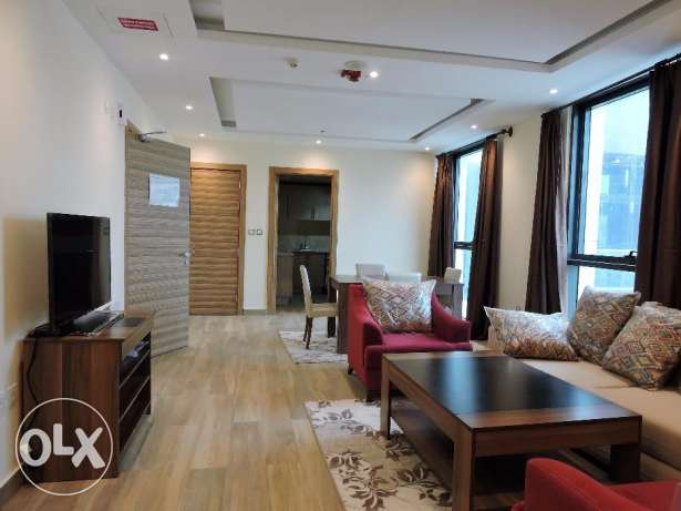 ONE MONTH FREE- Deluxe Furnished1-Bedroom Apartments in Al-Saad