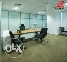Exclusively designed New Furnished Offices