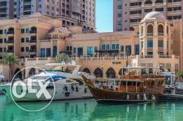 2 Bedroom fully furnished with beautiful Marina view