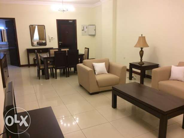 nice 2 BR FF Apartment in Alsaad
