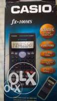 New FX-100 MS Calculator.