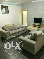 Fully furnished 2bhk apartment
