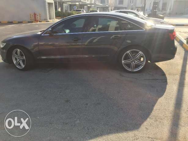 Audi A6 for sale 2014 model الريان -  5