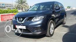 Brand New Nissan - X TRAIL 4X2 - blue - Doha Dealer