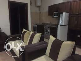 1 bhk fully furnished apartment available in Muntaza