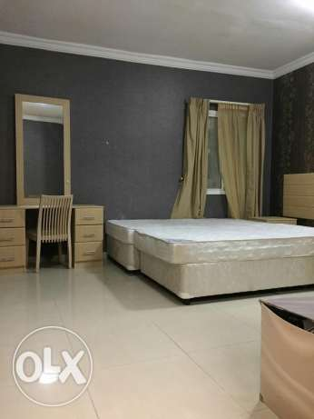 Fully furnished 2 B/R in al nasr النصر -  2