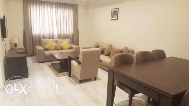 Fully Furnished 2-Bedroom Flat At -Najma-