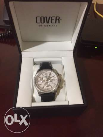 cover watch brand new