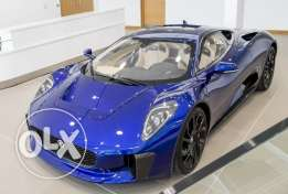 Jaguar C-X75 Coupe (New) (LIMITED EDITION) For Sale