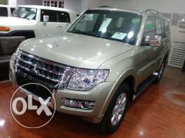 Brand New PAJERO- 2016 - 3.5CC MIDOPTION model 2016