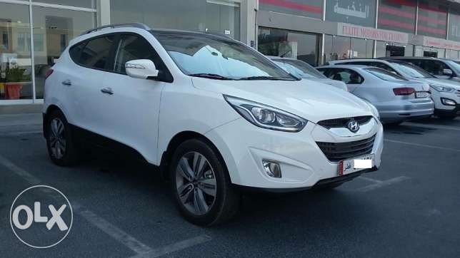 Brand New Hyundai - Tucson Model 2015 أبو هامور -  5