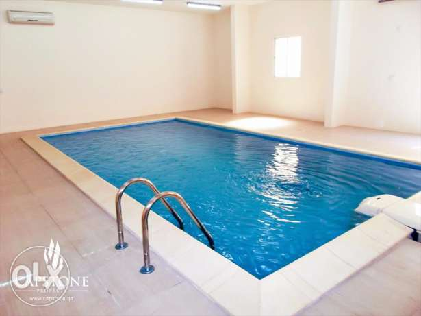FF 2BR Apartment in Bin Omran near Hamad Medical Center