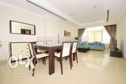 Well Furnished 1 Bed Home at Porto Arabia