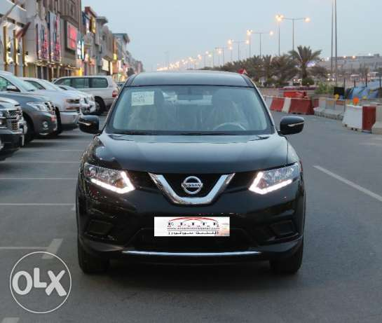 Brand New Nissan - X TRAIL 4 X 2 - 2.5LM2016